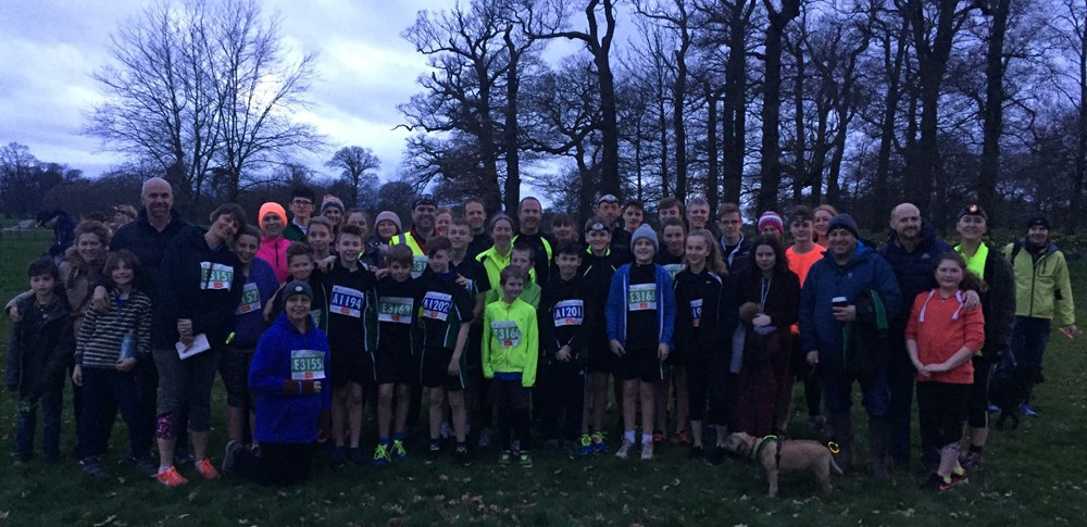 Attingham Park Night Run