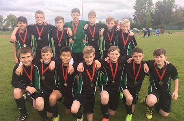 Year 8 District Football Final