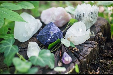 Crystal Healing Introduction Workshop